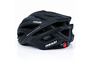 casco de bicicleta para alquiler de color negro