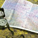 curso orientación en montaña mapa y brújula extremadura y gredos