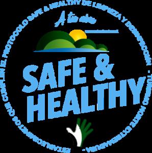 sello safe & healthy